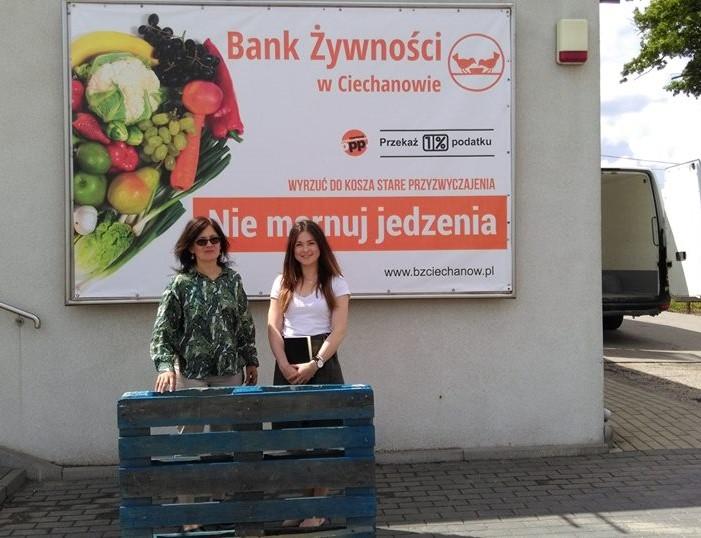 Bank Żywności w Ciechanowie